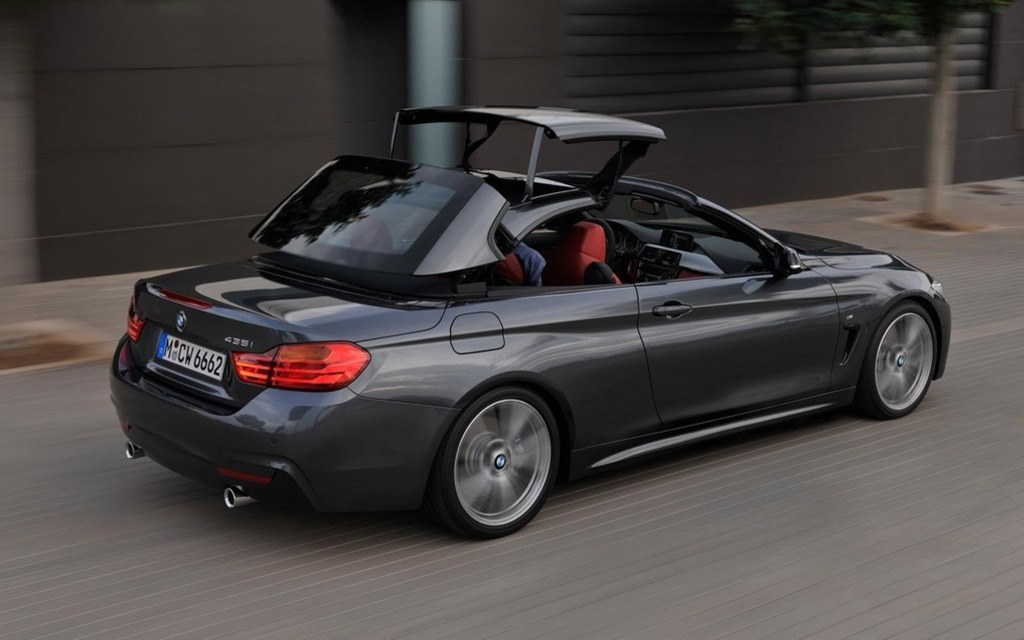 2014 bmw 4 series cabriolet picture gallery photo 14 18 the car guide. Black Bedroom Furniture Sets. Home Design Ideas
