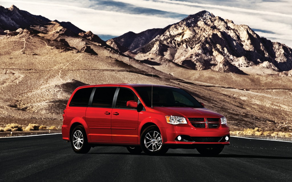 30TH anniversary - 30ième anniversaire 140188_2013_Dodge_Grand_Caravan