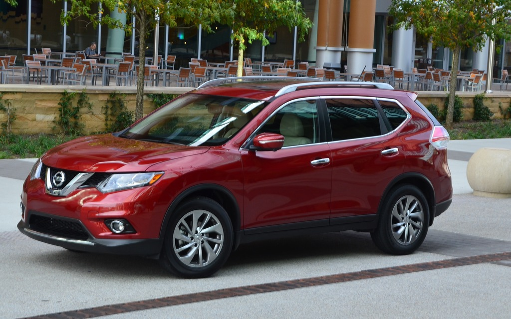 2014 Nissan Rogue The Age Of Reason Review The Car Guide