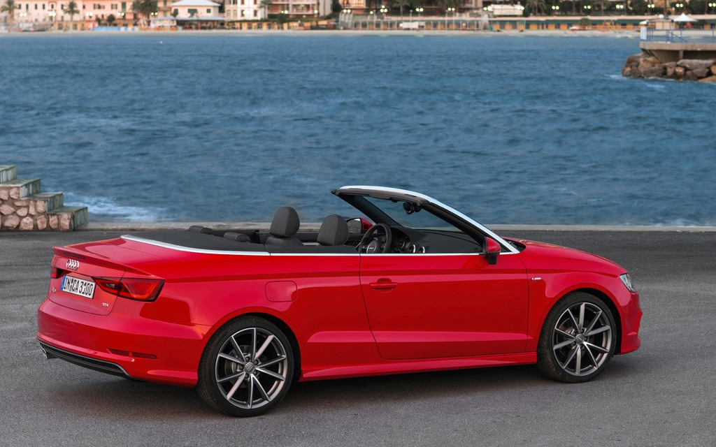 2015 audi a3 cabriolet galerie photo 4 9 le guide de l 39 auto. Black Bedroom Furniture Sets. Home Design Ideas