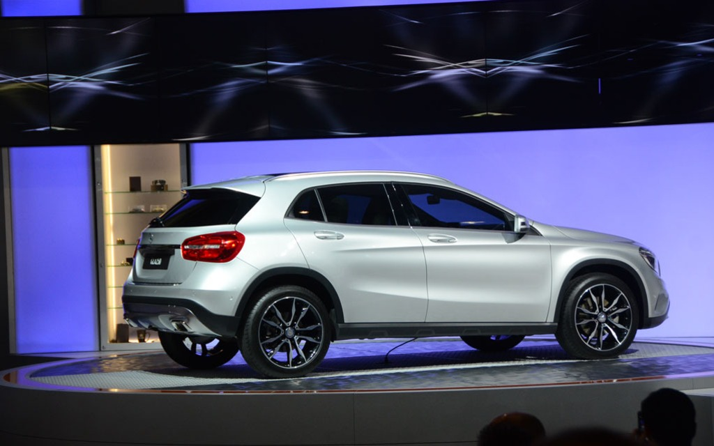 mercedes benz gla 250   picture gallery photo 4 10   the car guide