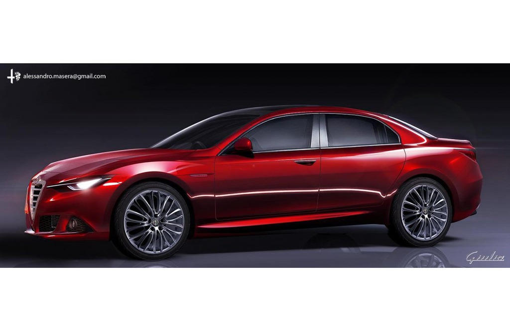 alfa romeo will add four new models the car guide. Black Bedroom Furniture Sets. Home Design Ideas