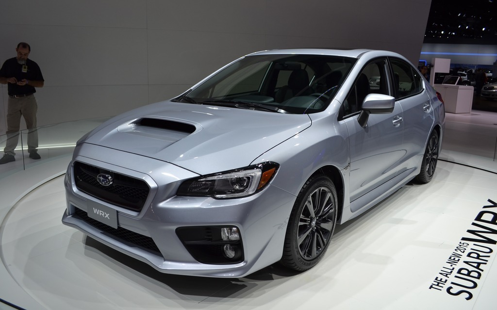 2015 subaru wrx we 39 re driving it this week review the car guide. Black Bedroom Furniture Sets. Home Design Ideas