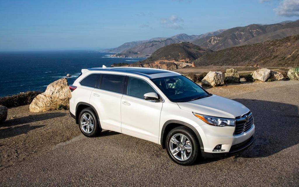 2014 Toyota Highlander: Built for Comfort - Review - The ...