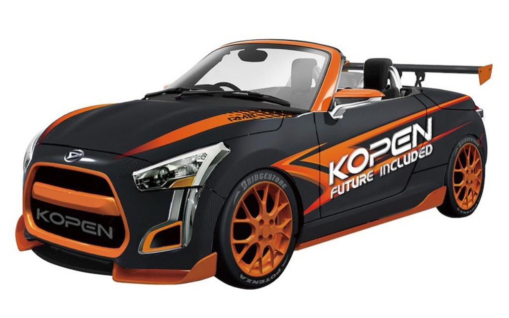 Daihatsu Kopen Future Included Concept