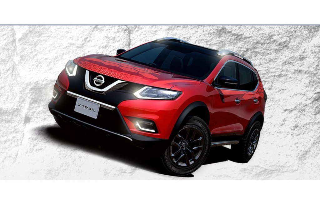 Nissan x trail x tremer concept picture gallery photo 11 15 the car guide - Tokyo motor show 2014 ...