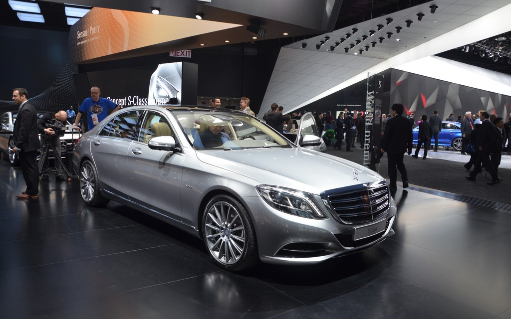 2015 mercedes benz s600 picture gallery photo 1 5 the for Mercedes benz s600 2015