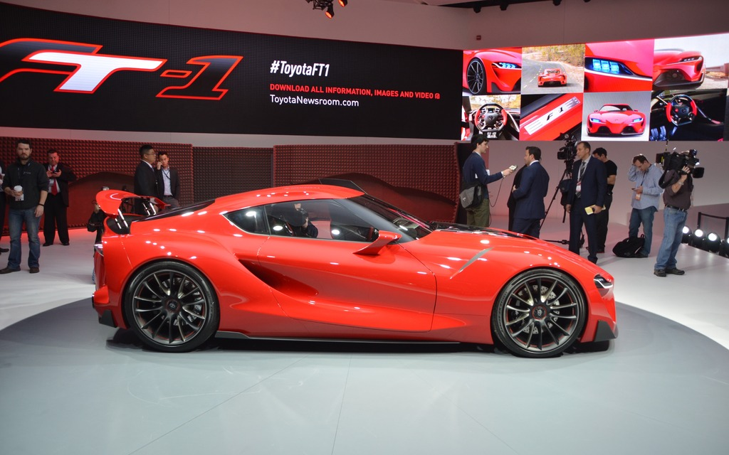 2015 Toyota Ft1 Price