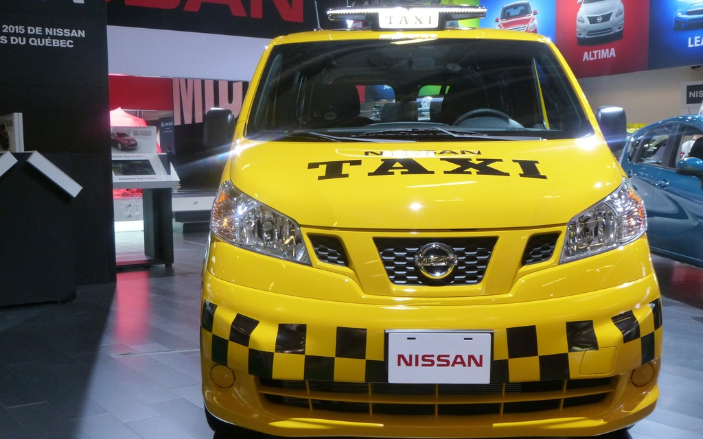 montreal nissan nv200 the taxi of the future 2014 nissan nv200 the car guide. Black Bedroom Furniture Sets. Home Design Ideas