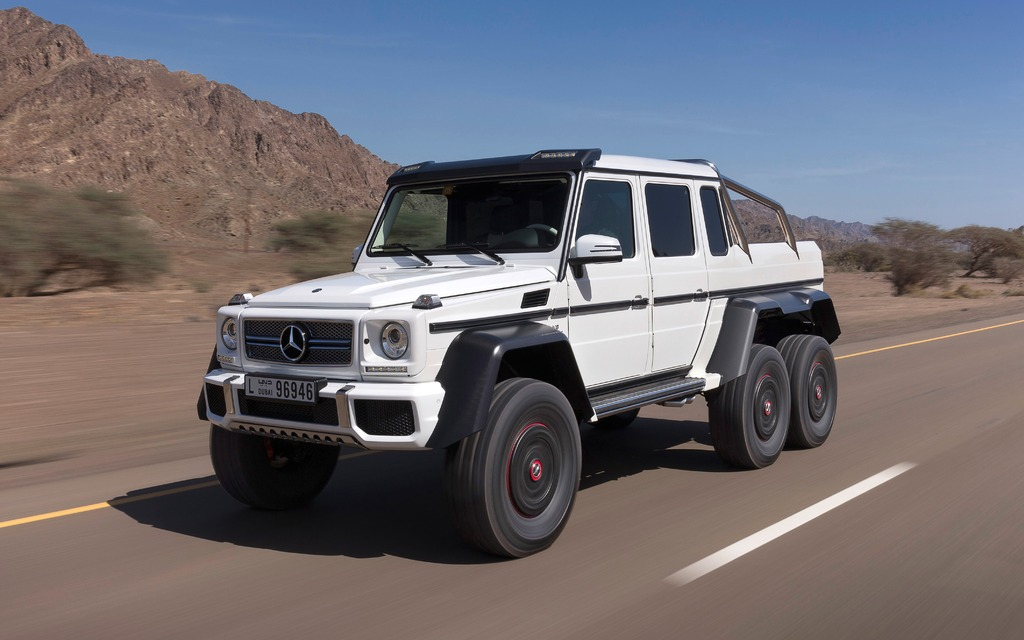 2014 mercedes benz g63 amg 6x6 picture gallery photo 5 8 the car. Cars Review. Best American Auto & Cars Review