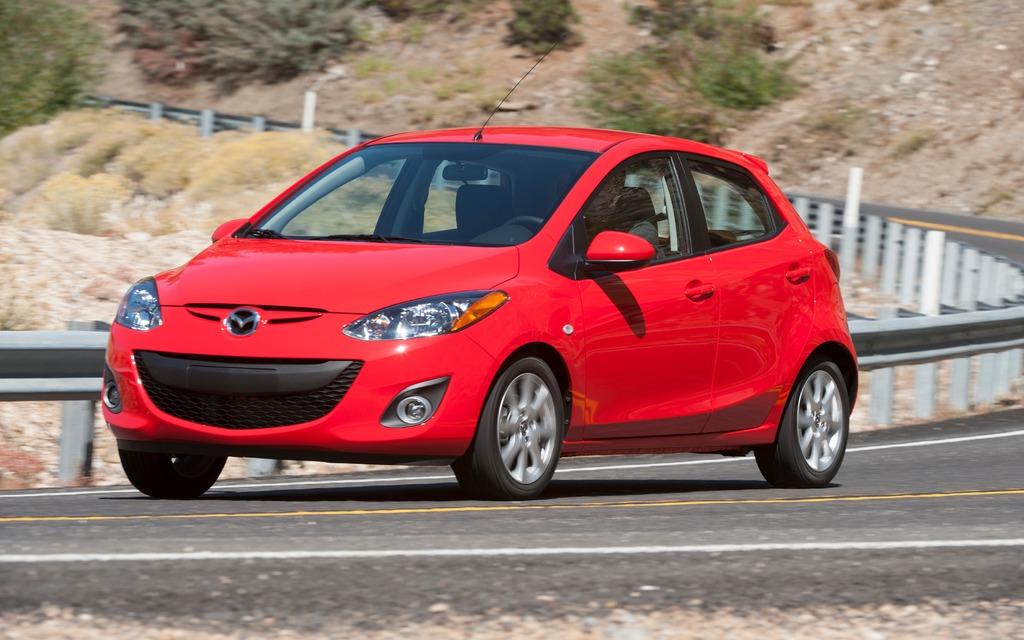 La Mazda2 attire son lot de fidèles depuis son arrivée en 2011
