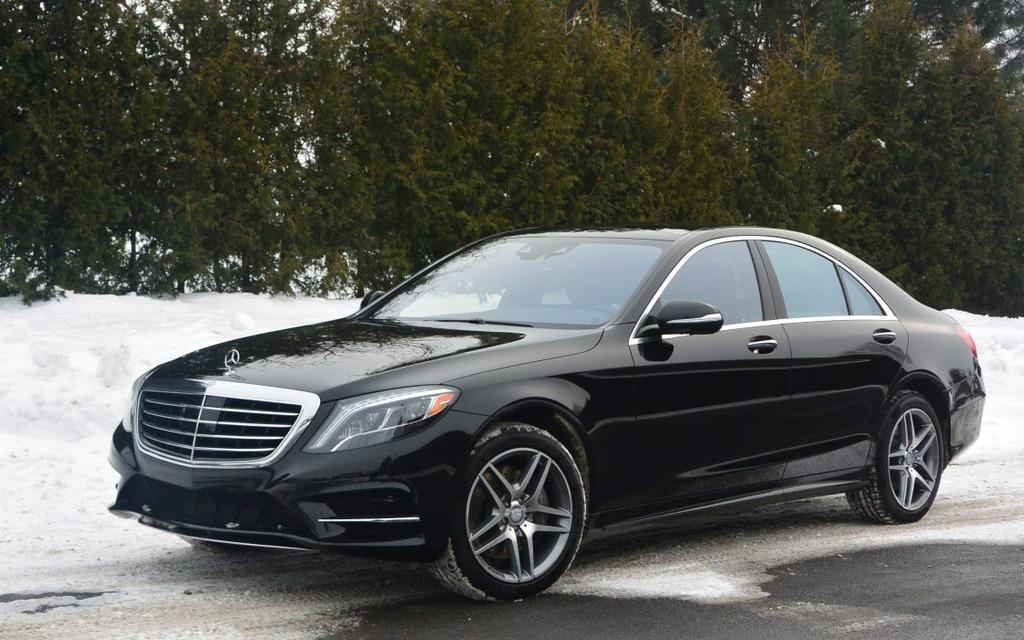 Mercedes benz s550 4 matic 2014 mercedes 1 hiver 0 for Mercedes benz 2014 s550