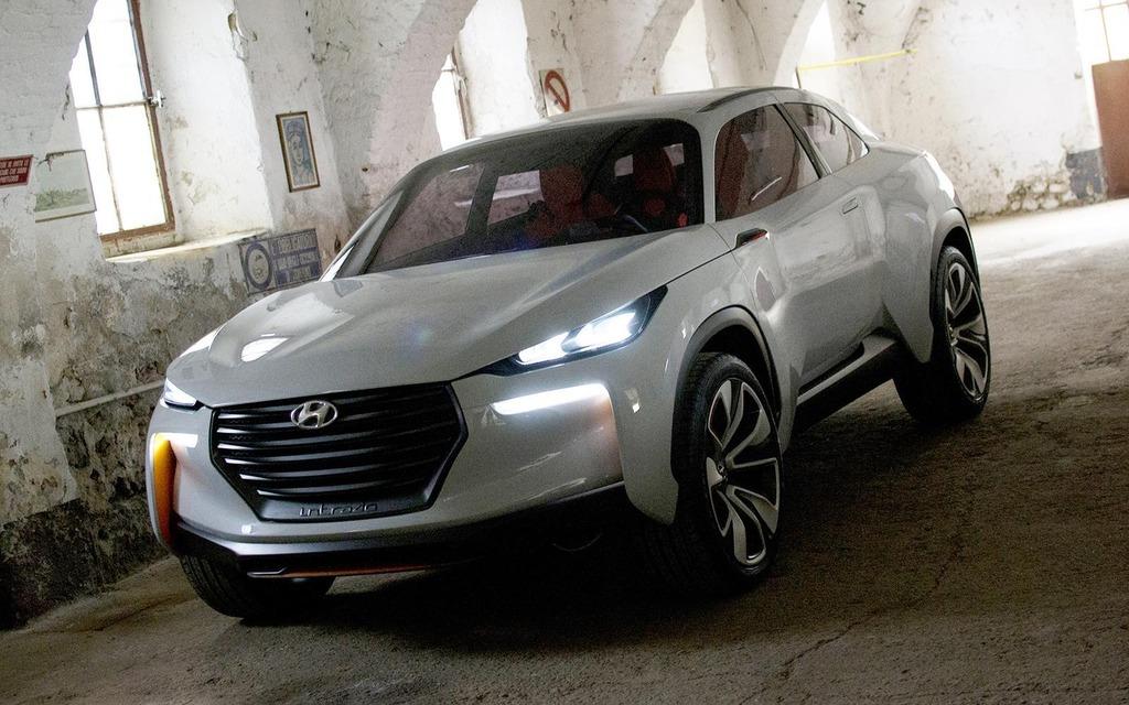 News Hyundai Intrado Concept