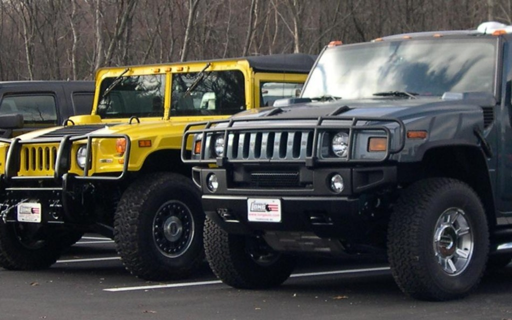 A new Hummer-like off-road vehicle from GMC is currently being designed to compete with the Wrangler.