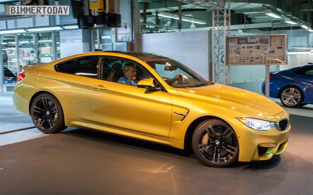 2015 Bmw M4 Picture Gallery Photo 3 4 The Car Guide