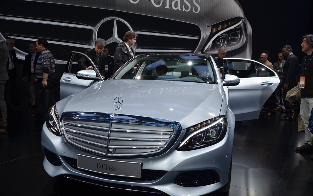 Elegant The 2015 MercedesBenz CClass  Picture Gallery Photo 4