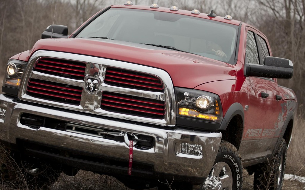 Ram Power Wagon 2015 - Picture Gallery, photo 6/11 - The Car Guide