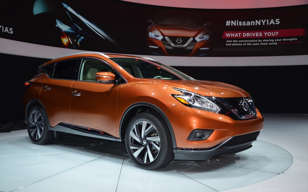 Overview of the new generation of the car Nissan Murano