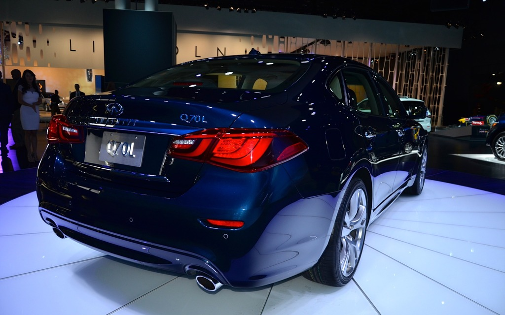 2014 Infiniti Q70 Performance Review | Release Date, Price