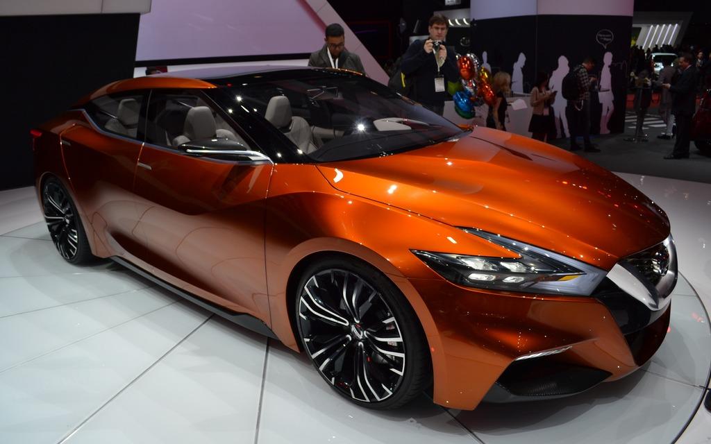 2015 Nissan Maxima