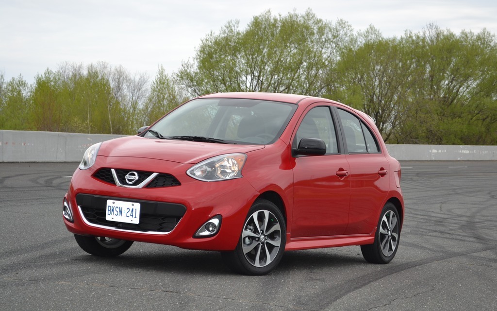 nissan micra 2015 une voiture neuve sous 10 000 guide auto. Black Bedroom Furniture Sets. Home Design Ideas