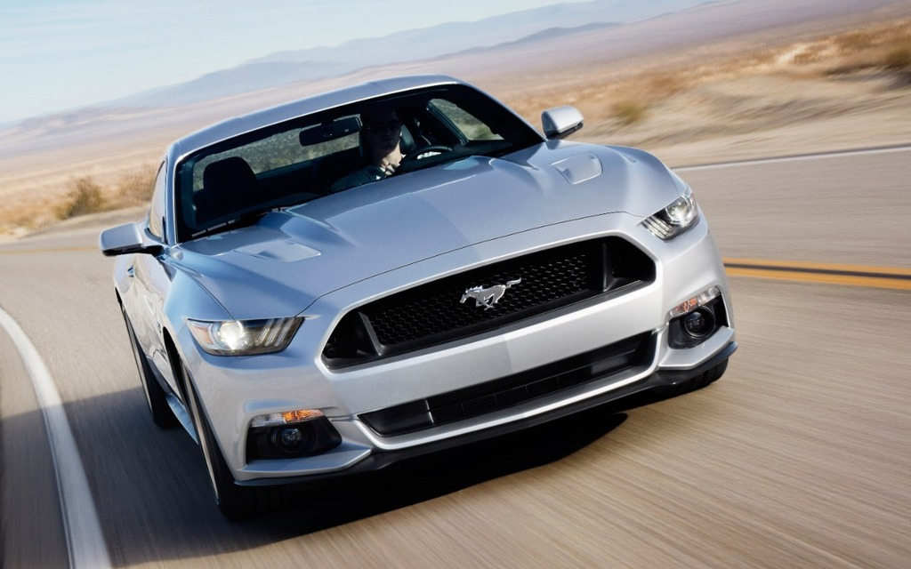 Ford Announces the Starting Price of the 2015 Mustang