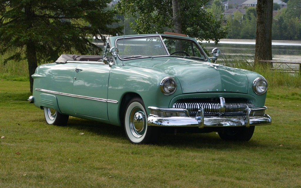 meteor 1950 le marketing ne date pas d 39 hier guide auto. Black Bedroom Furniture Sets. Home Design Ideas