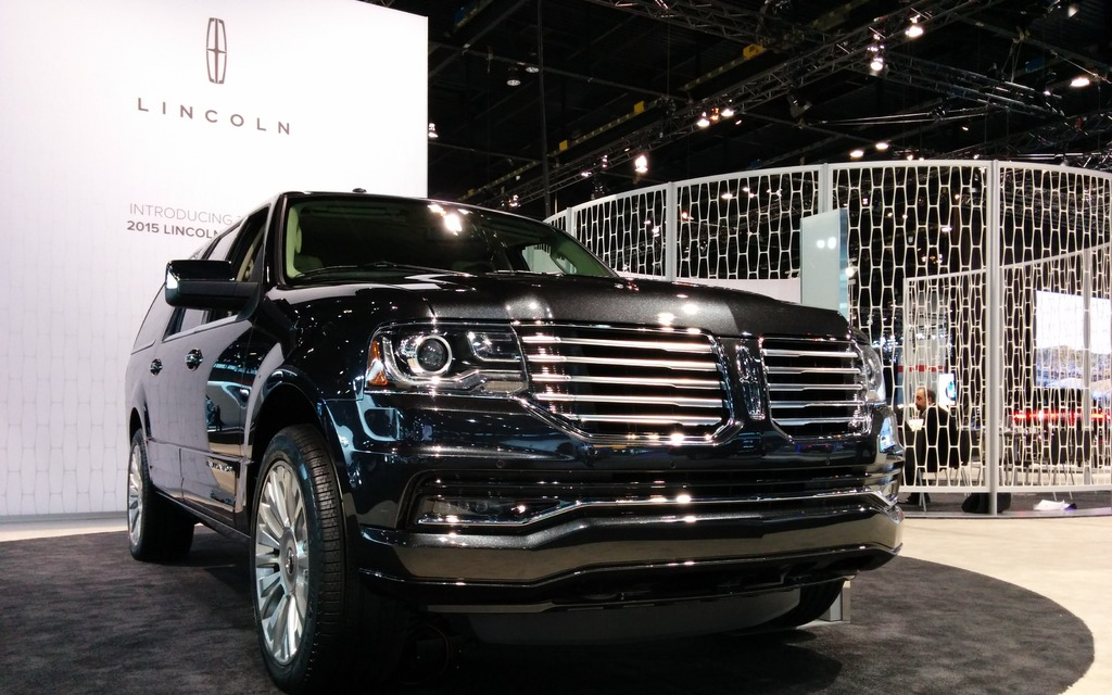 2014 lincoln navigator when autos post. Black Bedroom Furniture Sets. Home Design Ideas