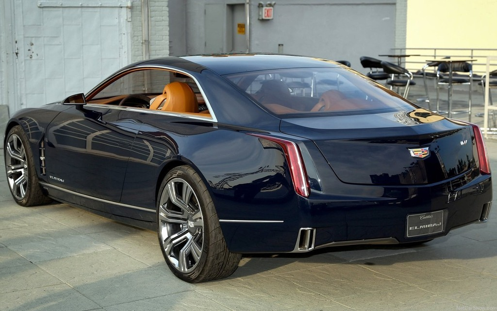 Cadillac Elmiraj Picture Gallery Photo 3 10 The Car Guide