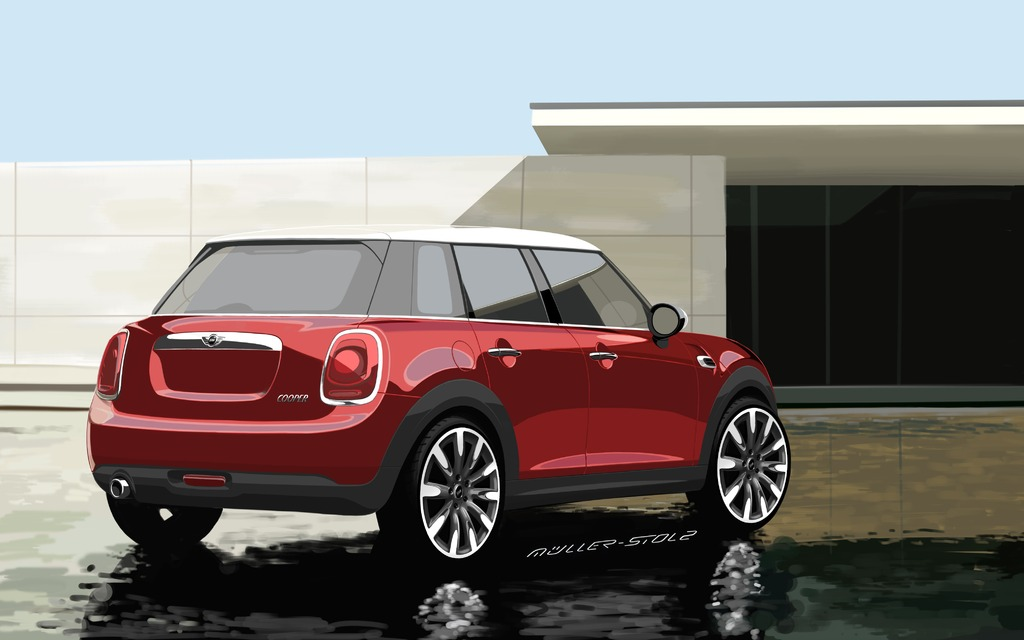 mini cooper s 5 portes 2015 galerie photo 10 15 le guide de l 39 auto. Black Bedroom Furniture Sets. Home Design Ideas