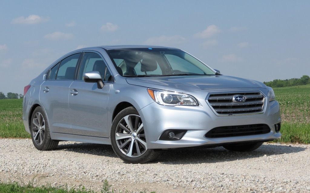 2015 subaru legacy discreetly exceptional review the car guide. Black Bedroom Furniture Sets. Home Design Ideas