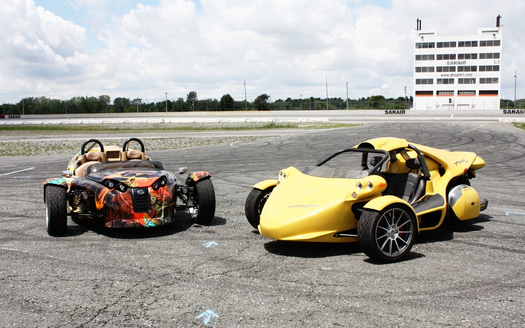 Campagna T Rex 16s And V13r Two Speedsters Two