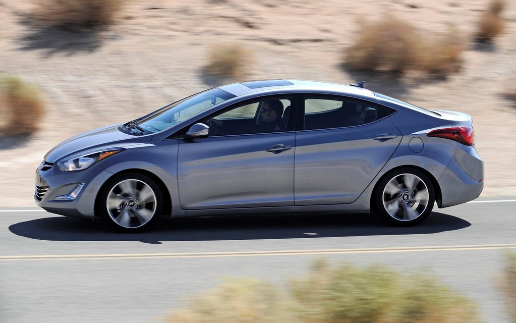 News 2015 Hyundai Elantra Little Changes The Car Guide