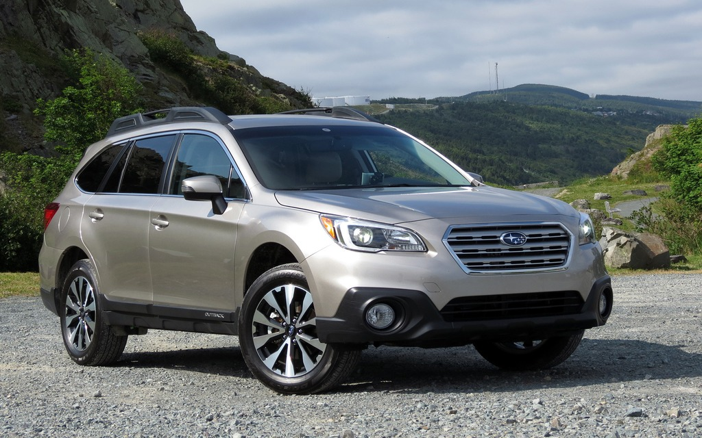 2015 subaru outback fearless and comfortable review the car guide. Black Bedroom Furniture Sets. Home Design Ideas