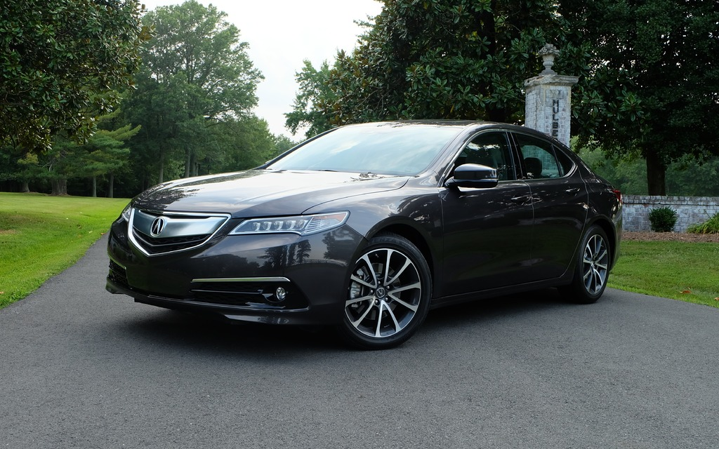 Premiers contacts - Acura TLX 2015: ménage de printemps - Le Guide de l'Auto