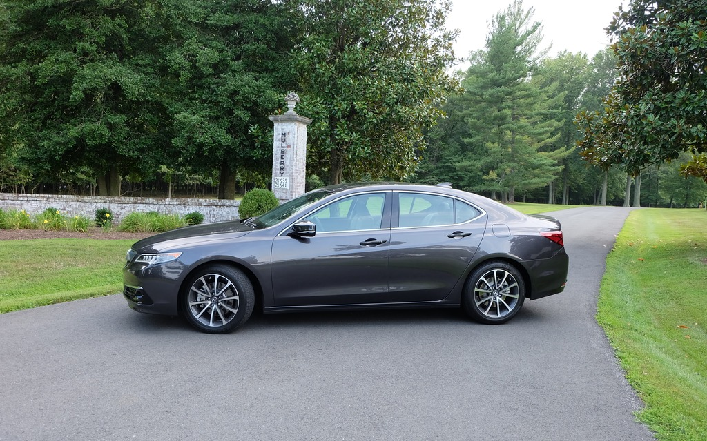 Acura Tlx News And Information Autoblog #   2016 Car Release Date