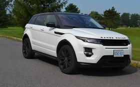 L'Evoque est devenu le nouvel ambassadeur de Land Rover