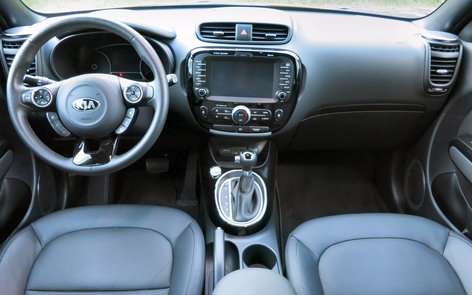 Kia Hasn T Been Shy About Its Aspirations To Draw In Buyers With Premium Interior Trappings And