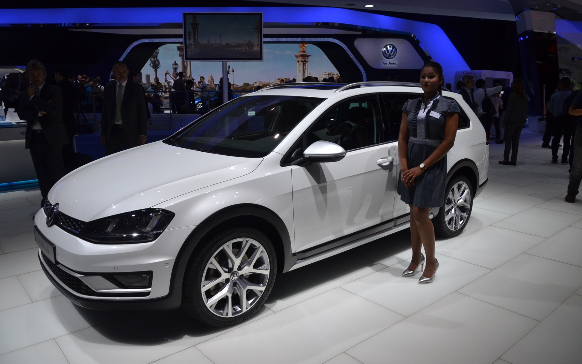 Golf 2015 Volkswagen All Track