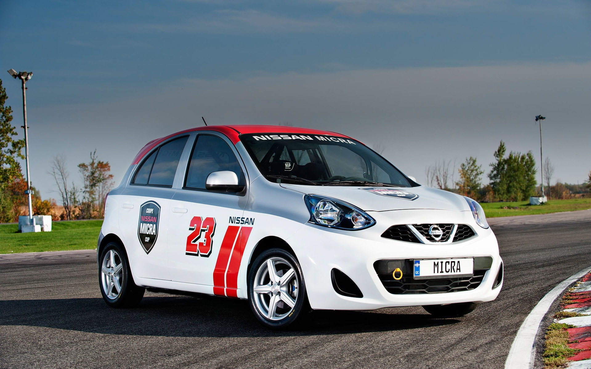 Nissan Micra Cup: Racing for The Masses - 2015 Nissan ...