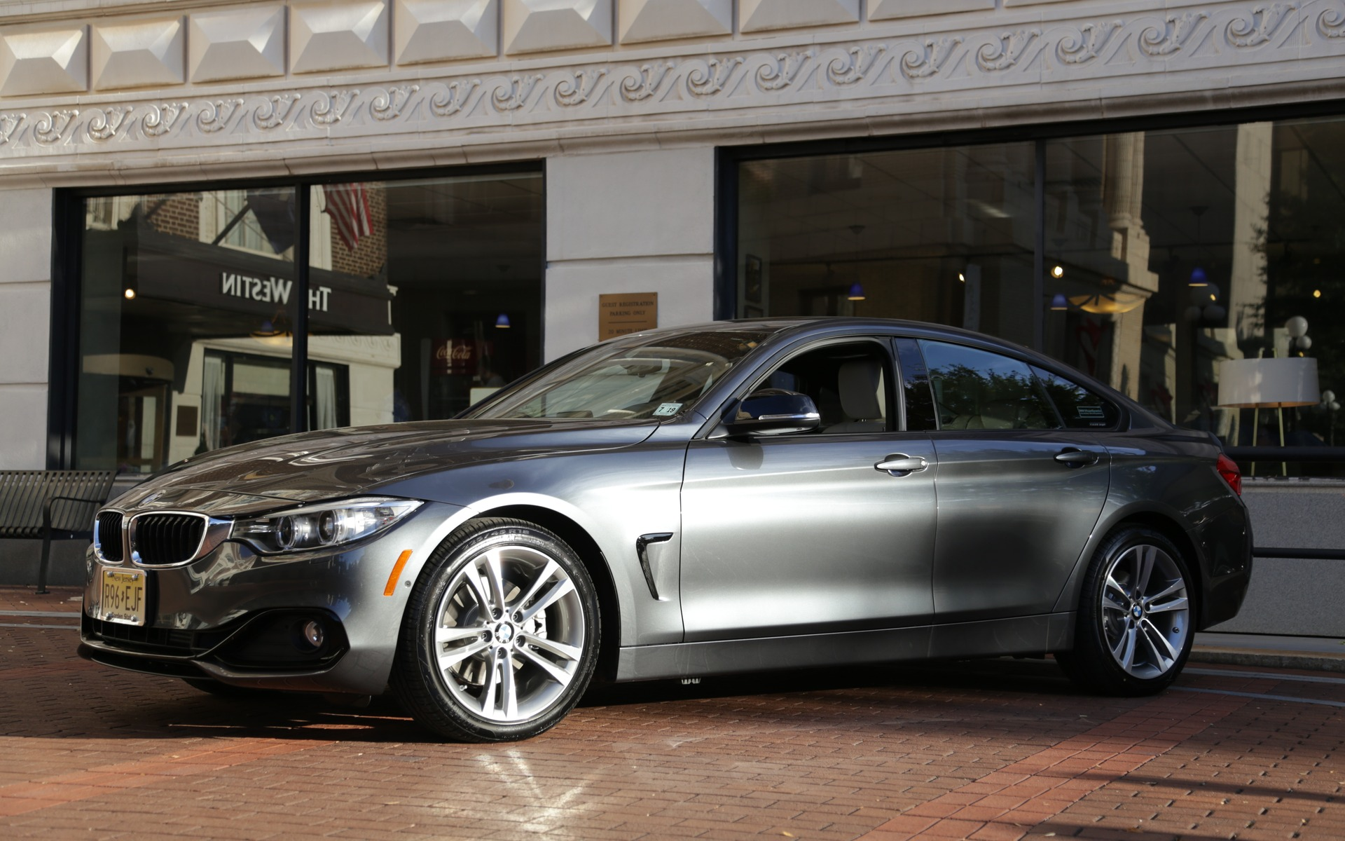 the 2015 bmw 4 series gran coupe doesn 39 t just leverage its. Black Bedroom Furniture Sets. Home Design Ideas