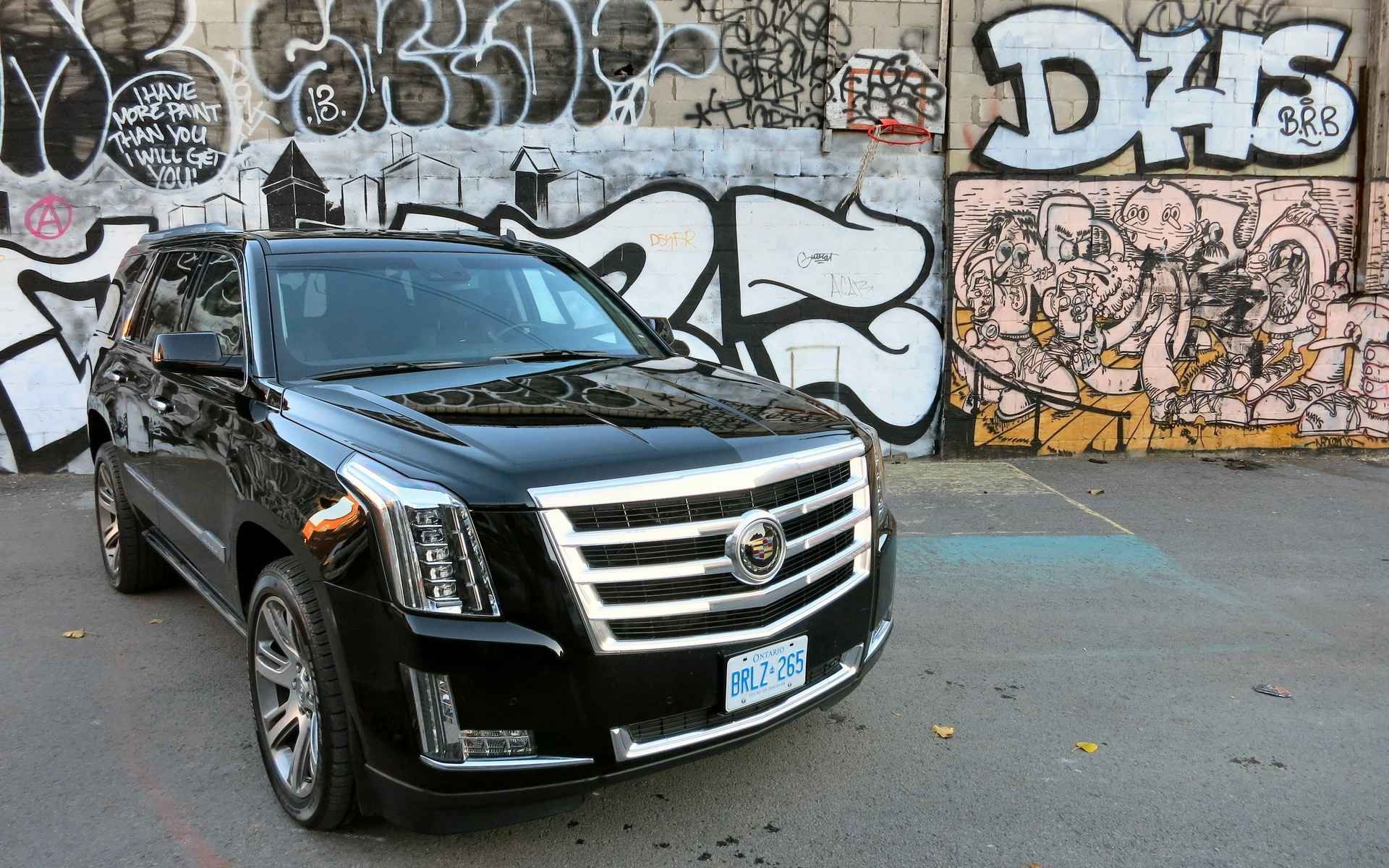 redesigned cadillac escalade autos post. Black Bedroom Furniture Sets. Home Design Ideas