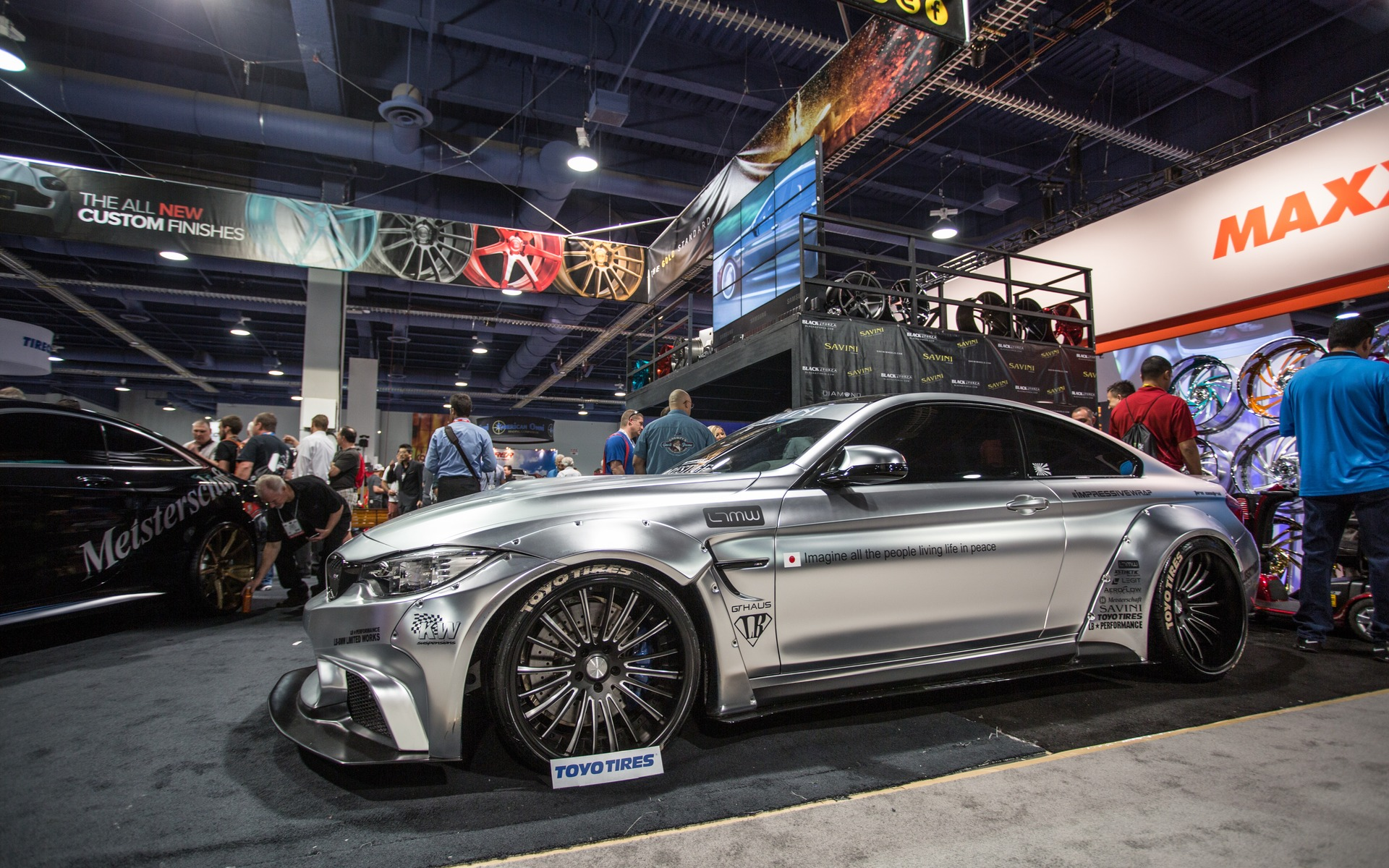 bmw m4 liberty walk lb   picture gallery photo 8 15   the car guide