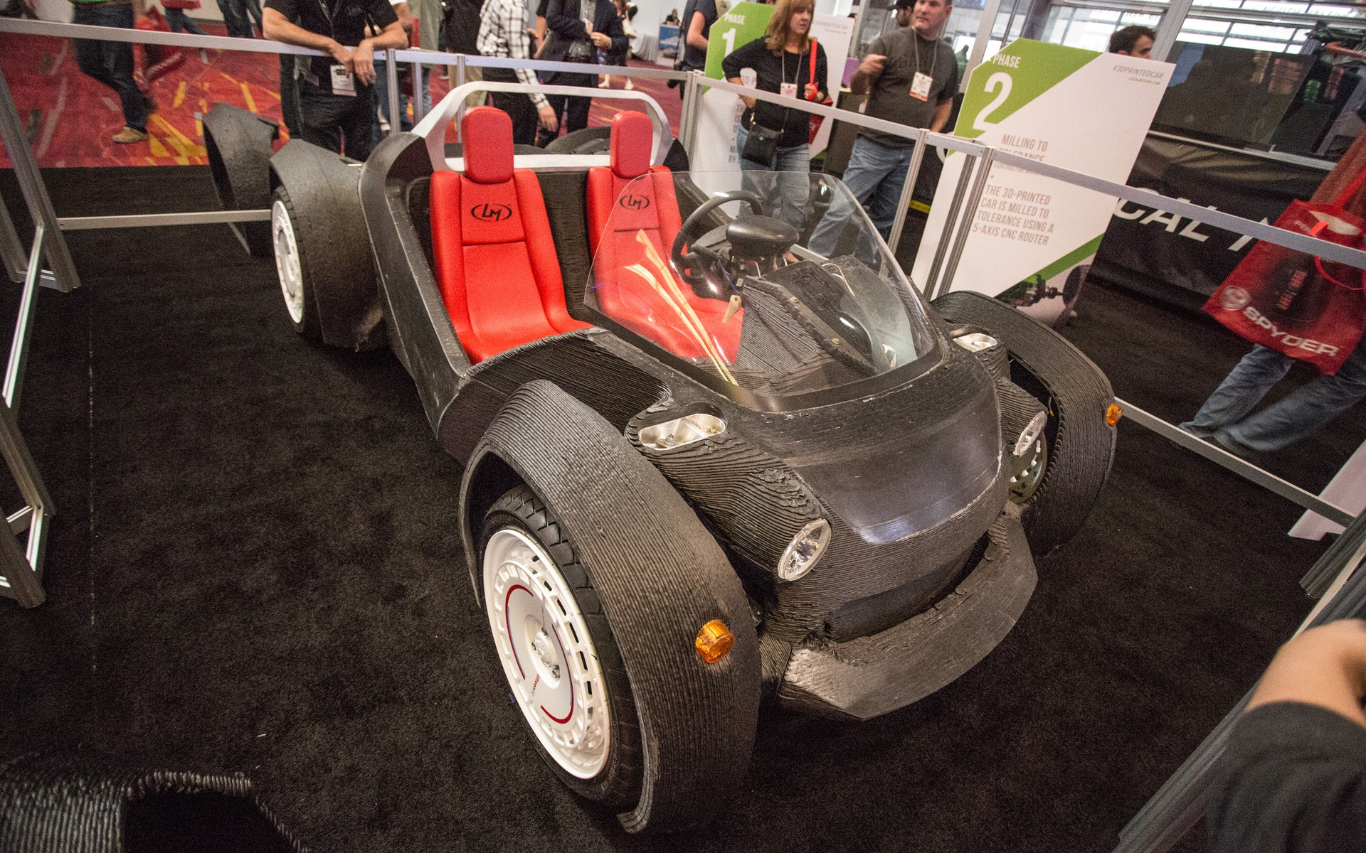 Local Motors 3d Printed Car Picture Gallery Photo 18 18