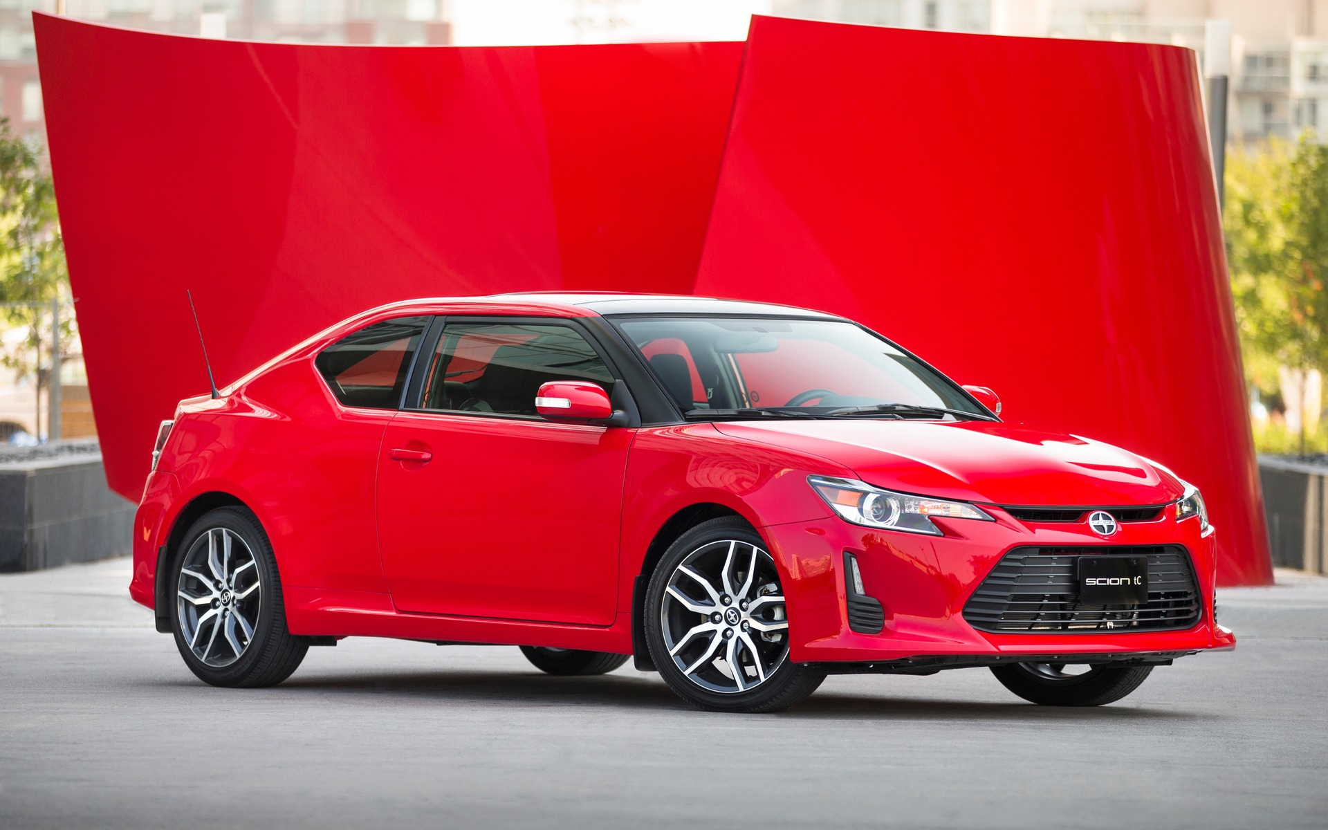 2015 scion tc overshadowed by the fr s review 2014 scion tc the car guide. Black Bedroom Furniture Sets. Home Design Ideas