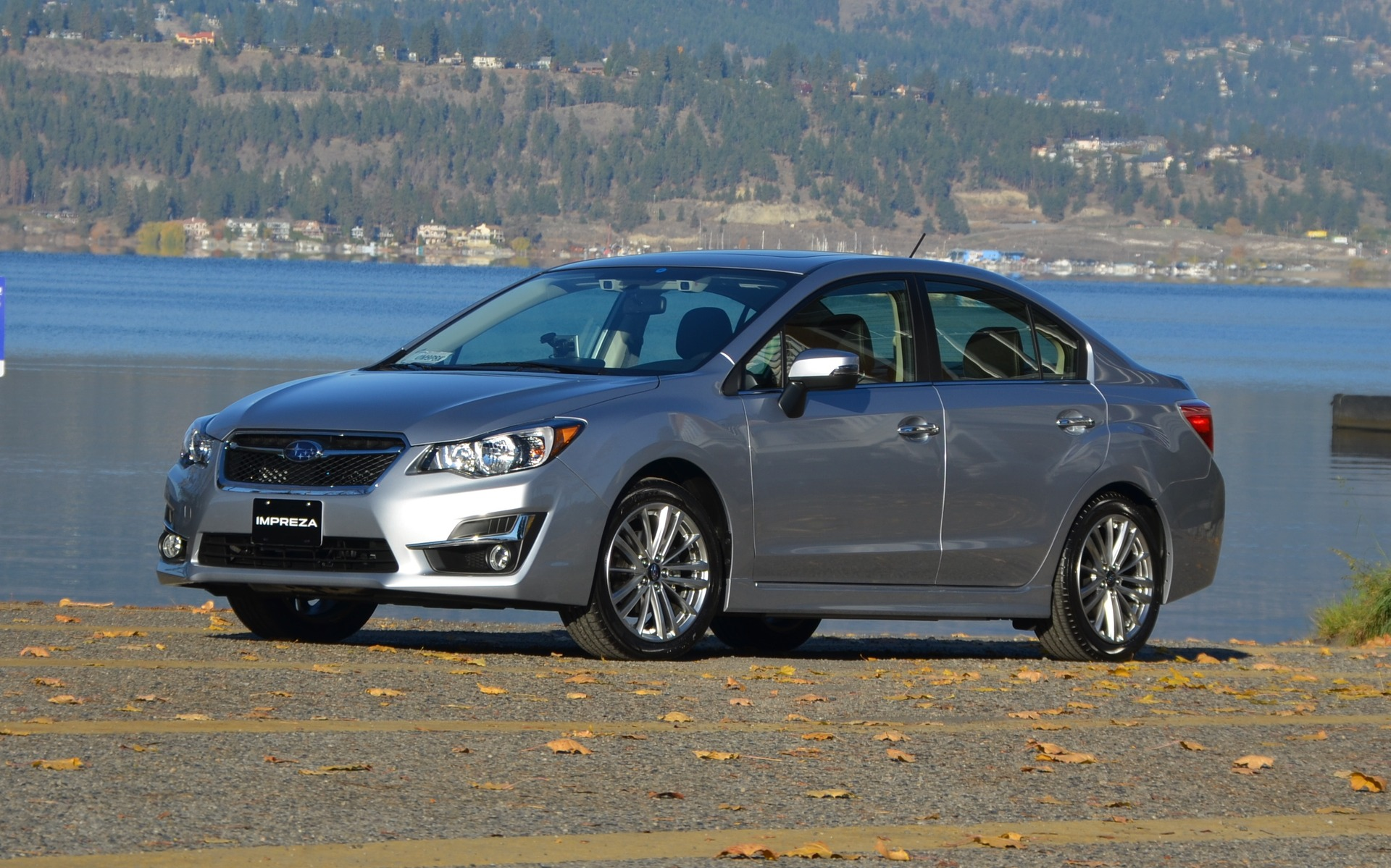 2015 subaru impreza thank goodness for winter review the car guide. Black Bedroom Furniture Sets. Home Design Ideas