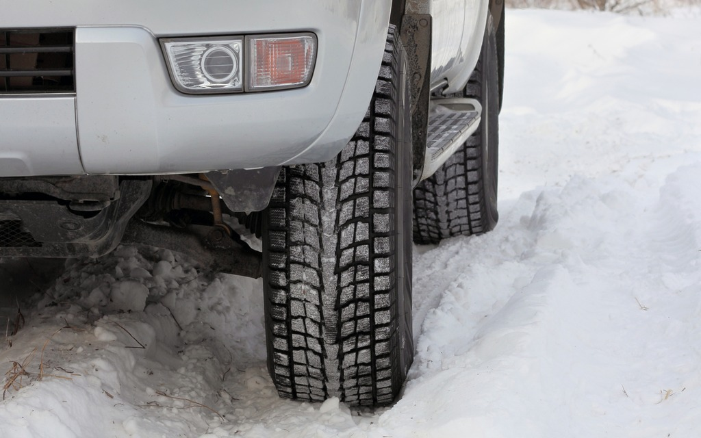 best winter tires for suvs and light trucks the car guide. Black Bedroom Furniture Sets. Home Design Ideas