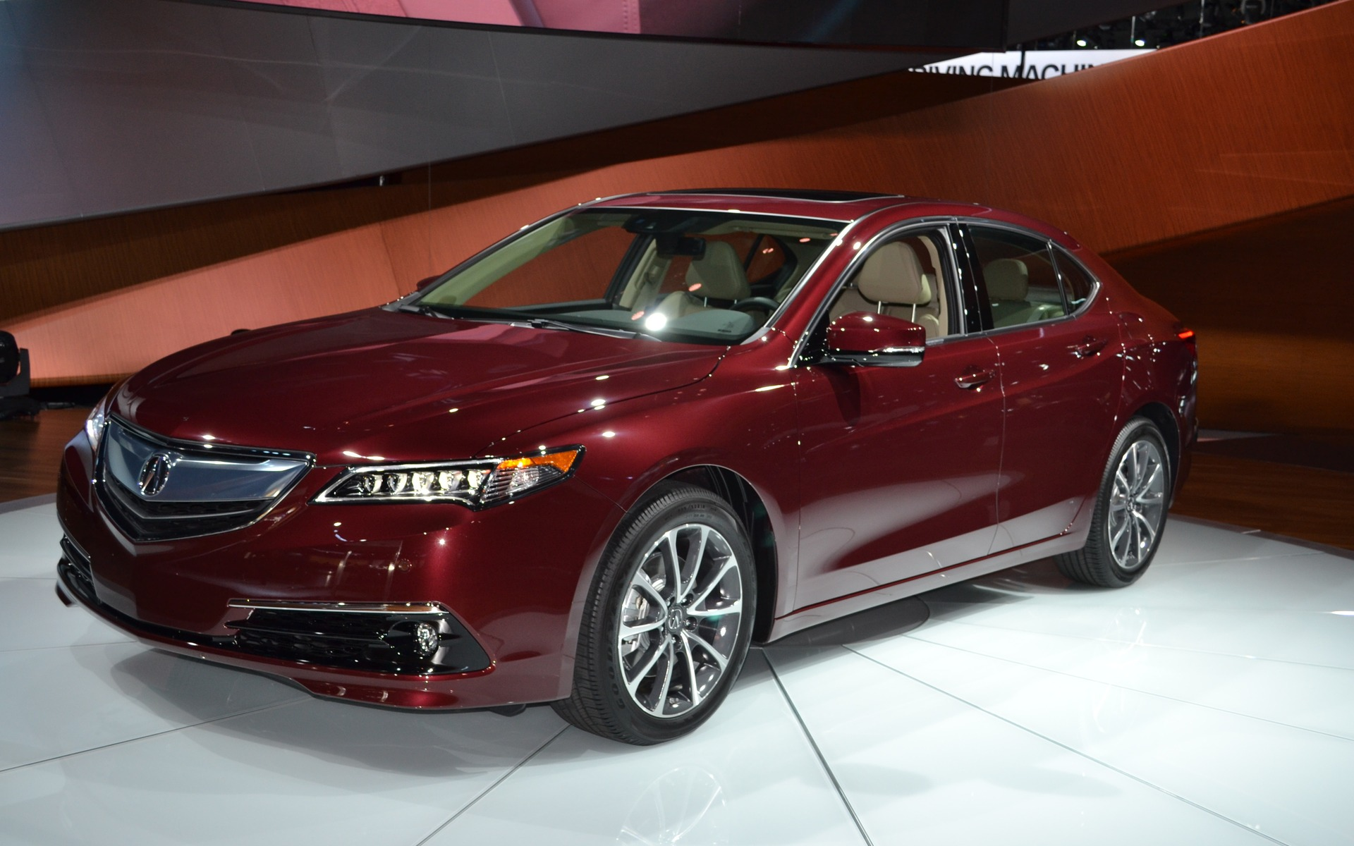 los angeles changes for the 2016 acura ilx the car guide. Black Bedroom Furniture Sets. Home Design Ideas