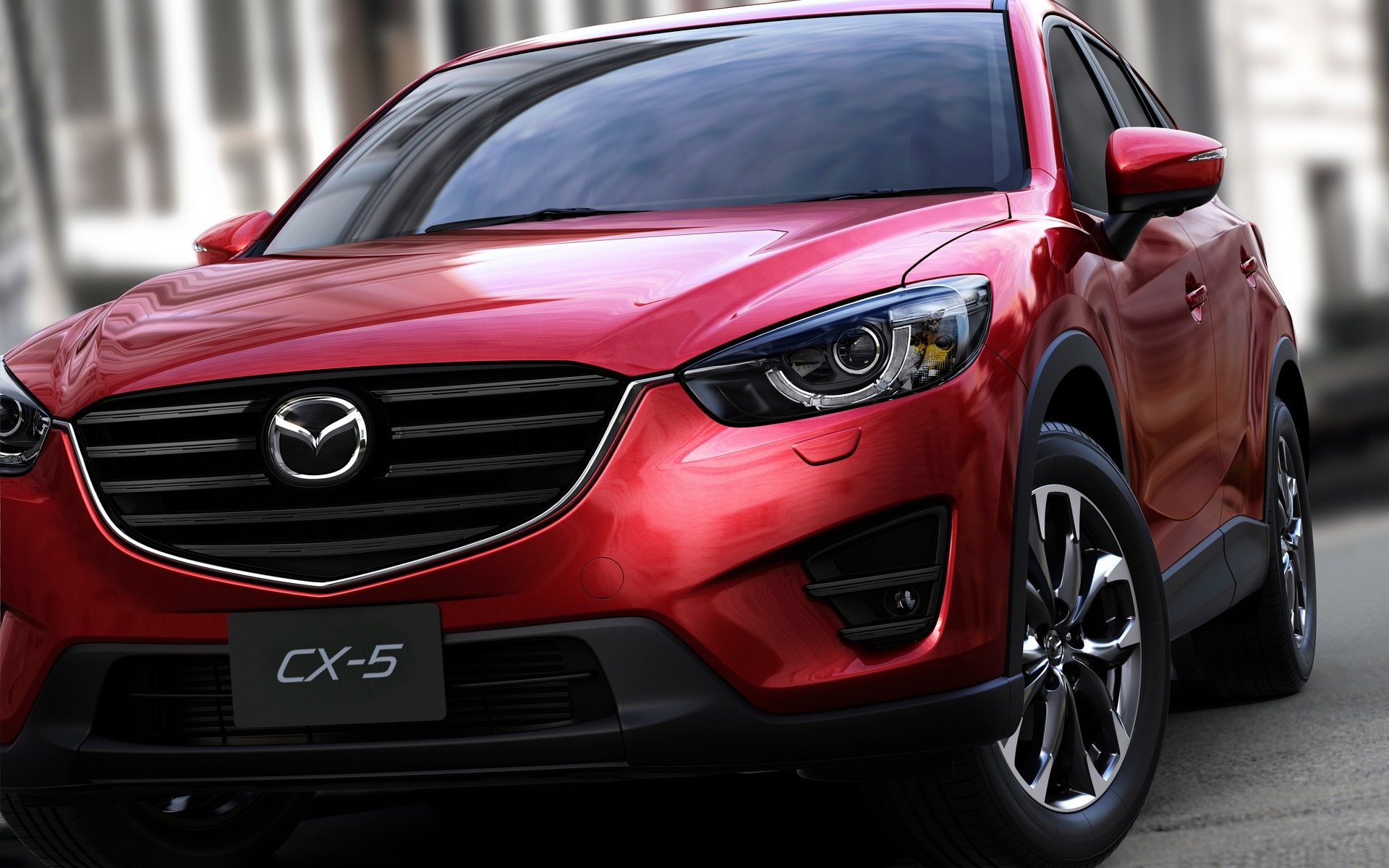 2016 Mazda CX5  Picture Gallery, photo 9/10  The Car Guide