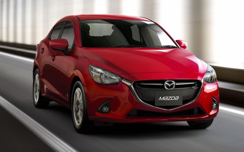 Mazda2 berline